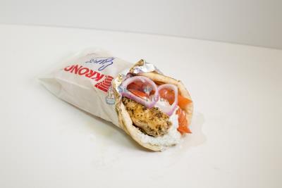 Pita Sandwiches & Gyros